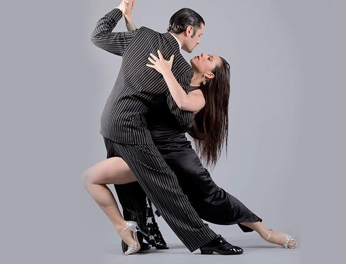 Tangueros Tango Argentino Cori