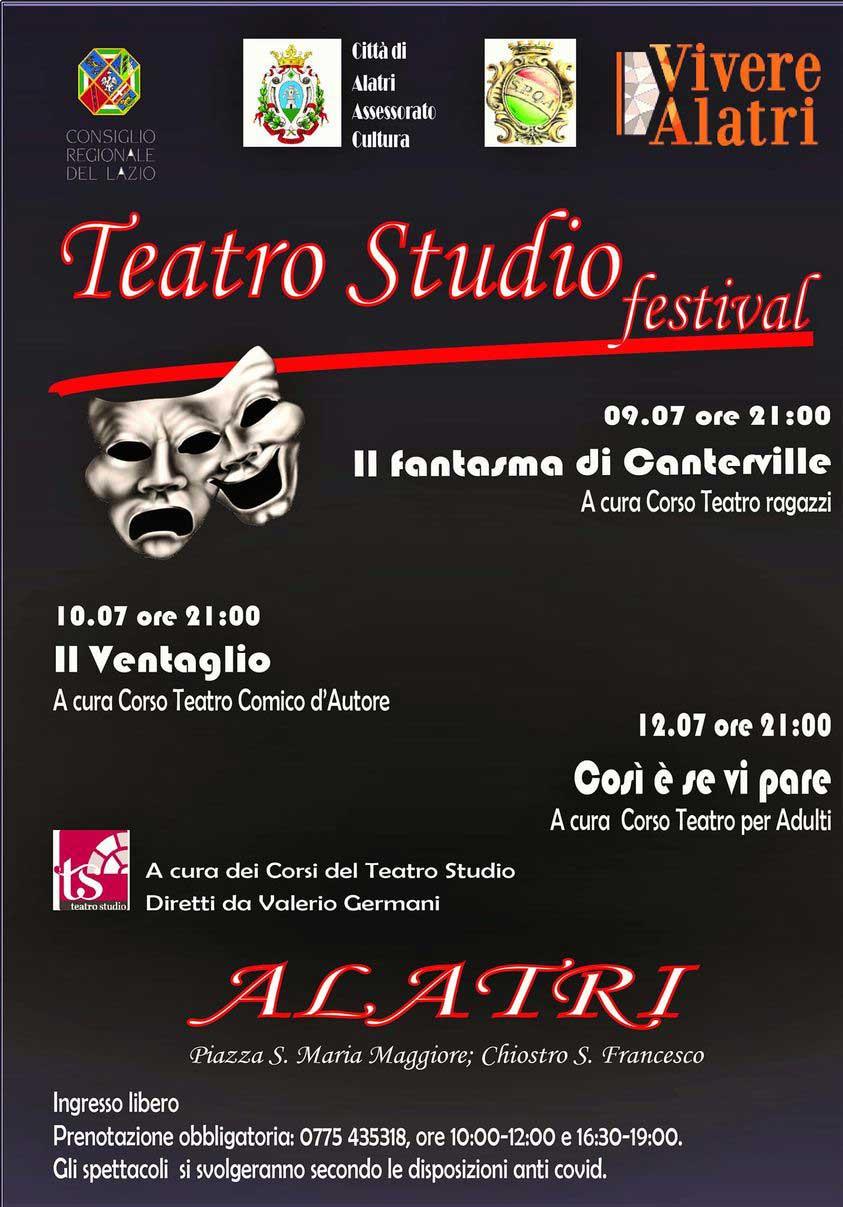 Teatro Studio Festival Alatri