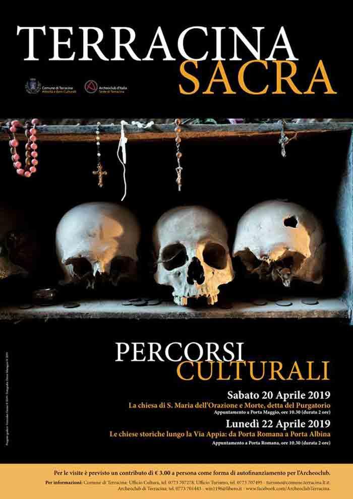 Terracina sacra locandina