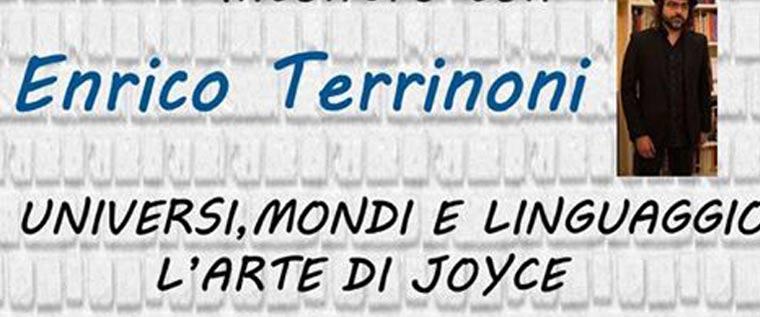 Enrico Terrinoni e Trovautore presentano Joyce