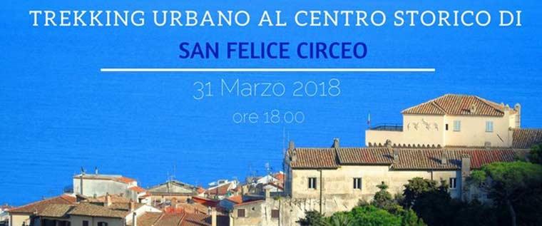 Trekking Urbano a San Felice Circeo