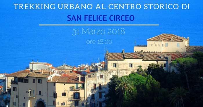 Trekking Urbano San Felice Circeo