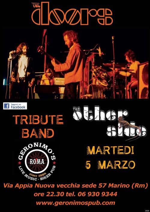 Tribute Band Marino