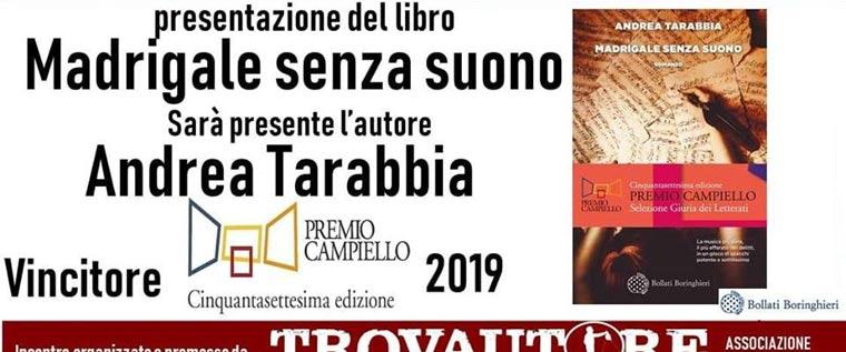 Trovautore presenta Andrea Tarabbia