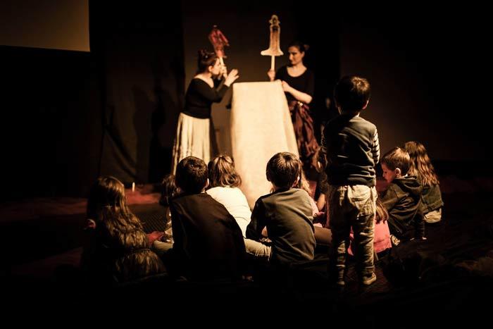 Turandot il Teatro dei piccoli Anagni