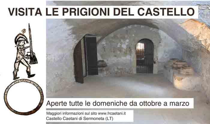 Visite al Castello di Sermoneta