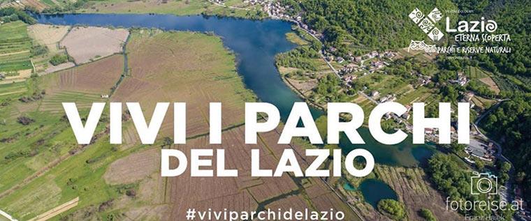 Vivi i parchi del Lazio
