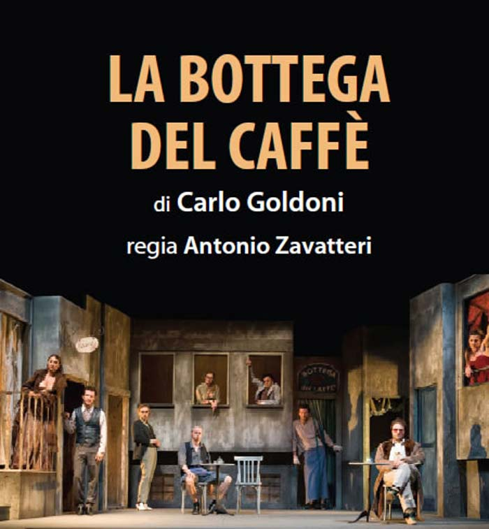 Zavatteri la bottega del caffe Nestor